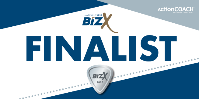 We are BizX 2020 Silver Finalists!